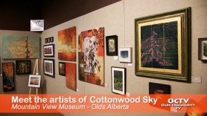 Meet the artists of Cottonwood Sky