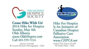 olds-hospice-hike-promo-2014