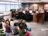 Deer Meadow students visit with Town Council