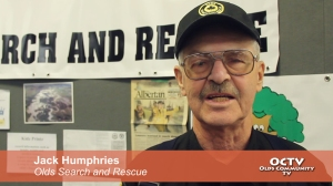 Jack Humphries - Olds Search and Rescue