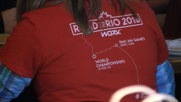 road to rio shirt