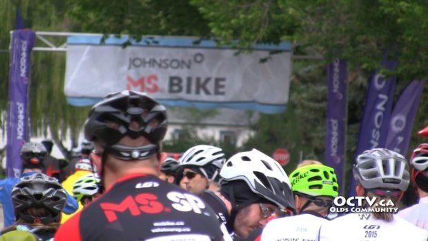helmets ms bike tour olds