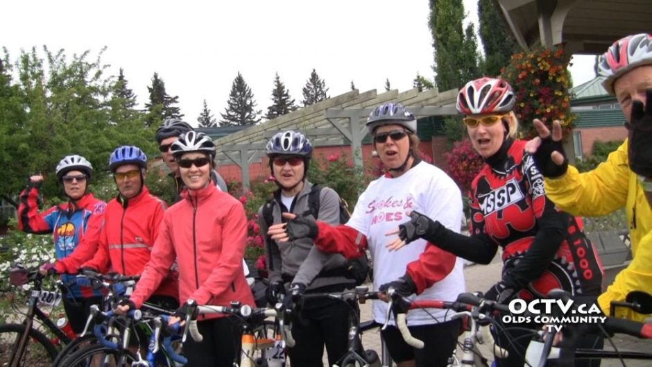 team ms bike race olds